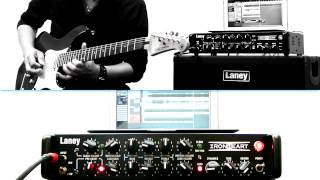 The Sky Was The Limit - Laney IRT-Studio recording and reamping demo