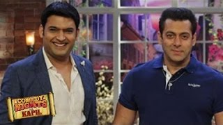 Comedy Kapil Show with Salman Khan, Anuska Sharma|| SULTAN | - 12th July 2016