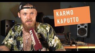 Karmo Kaputto stellt sich vor: RAF Camora, Battlerap & Cannabis-Legalisierung   16BARS.TV