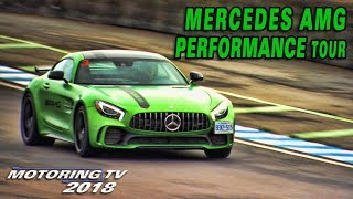 The Mercedes AMG Performance Tour