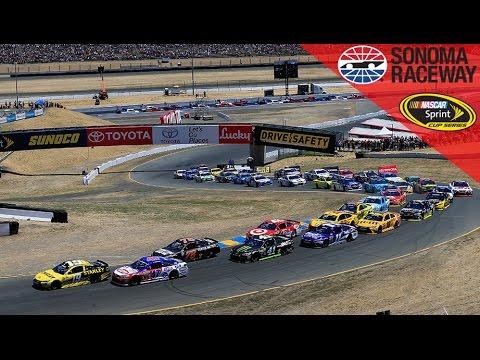 NASCAR Sprint Cup Series - Full Race - Toyota - Save Mart 350