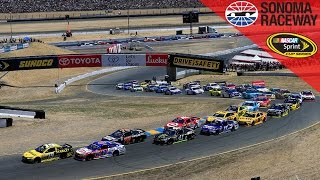 Nascar Sprint Cup Series - Full Race - Toyota - Save Mart 350