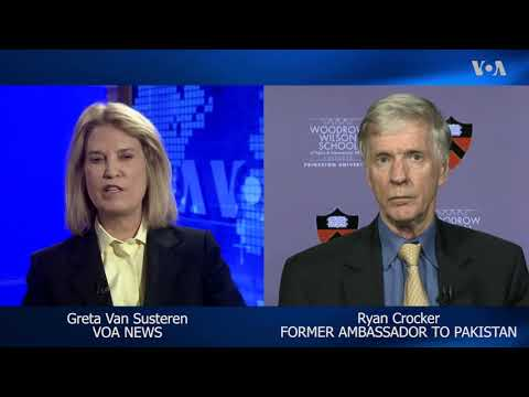 VOA Interview: Former US Ambassador to Pakistan Ryan Crocker