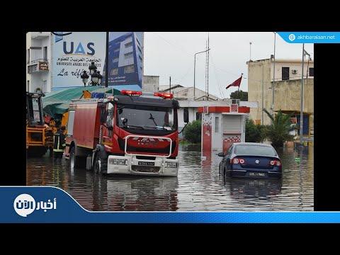تقلبات مناخية تضرب شمال وجنوب المتوسط  - نشر قبل 58 دقيقة