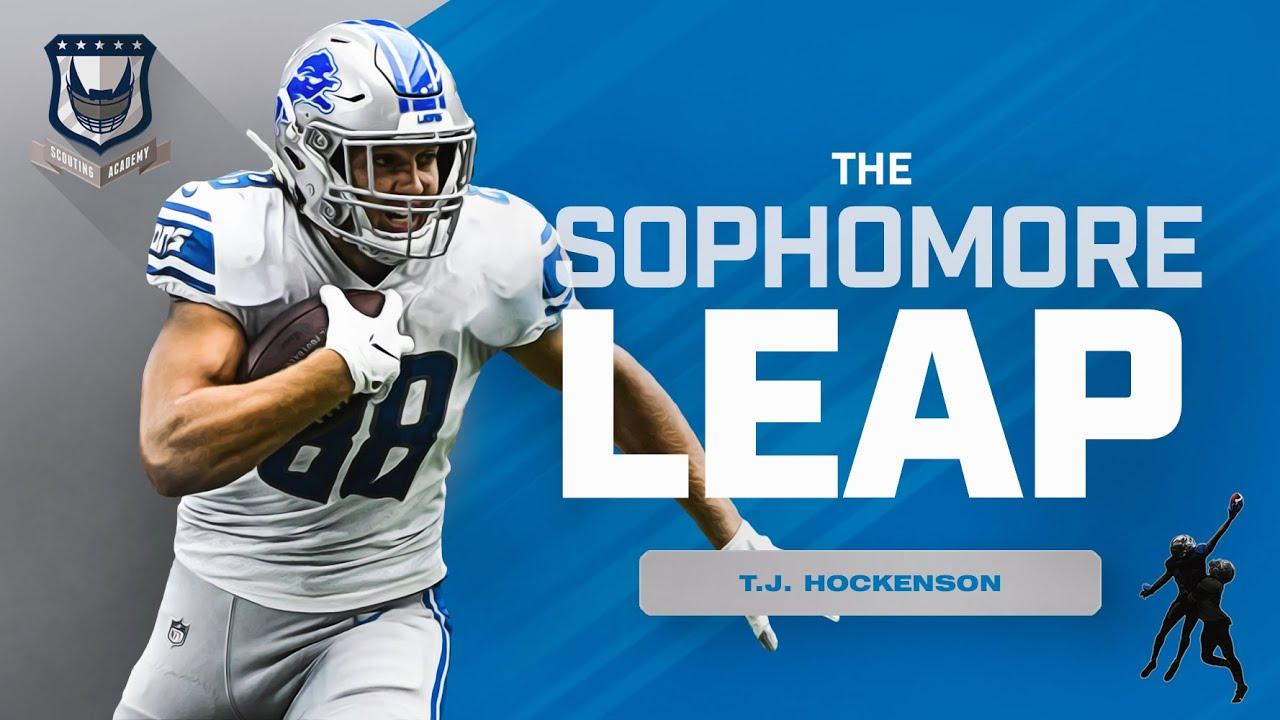 The Sophomore Leap - TJ Hockenson