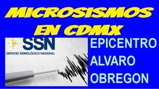 SISMO CD DE MEXICO EN VIVO HOY👍siguen los microsismos en cdmx sismo chiapas y el mundo tv hypergeo