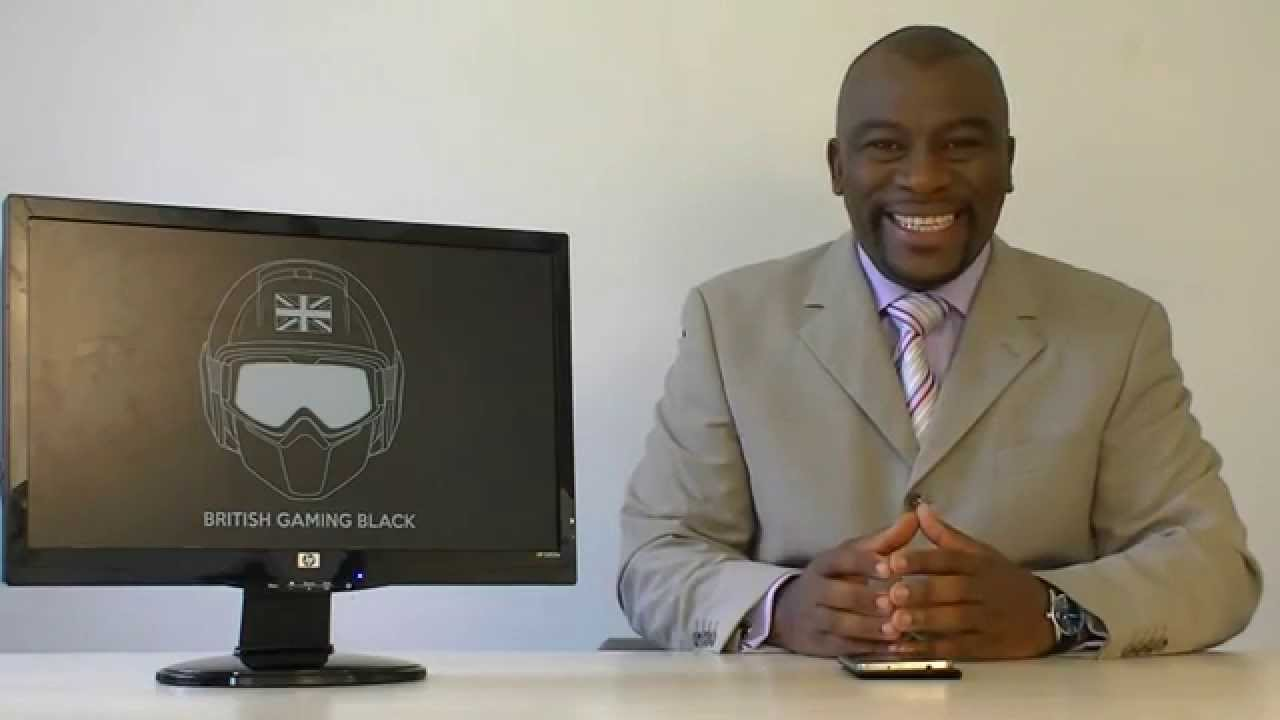Big Man Tyrone Introduces The British Gaming Black Channel -1719