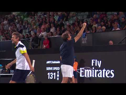 USA v International Match Highlights | World Tennis Challenge 2018