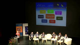 WIRE 2012 - Parallel session no. 8 - Synergies between Cohesion Policy and Horizon 2020