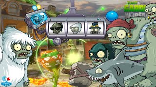 Plants Vs. Zombies: Garden Warfare - Fire Peashooter vs Yeti Gargantuar Vampire Boss