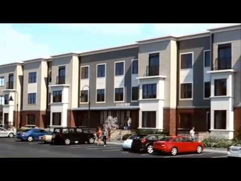 New Apartments Coming Soon Behind Garden City
