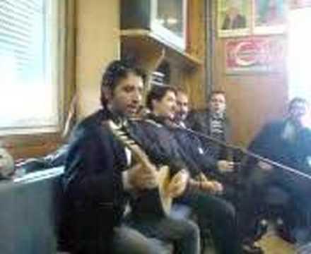 Ali Kınık Kerkük Şiiri ve tuna nehri ( 2008 isyan)