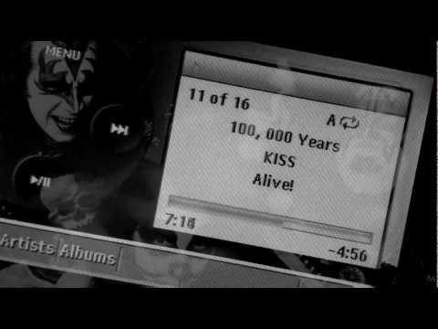 KISS 100,000 Years (Teaser) mp3