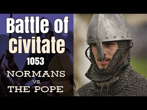 The Normans Defeat the Pope...then Surprise Him