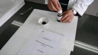 PERMANGANATO DE POTASIO + GLICERINA