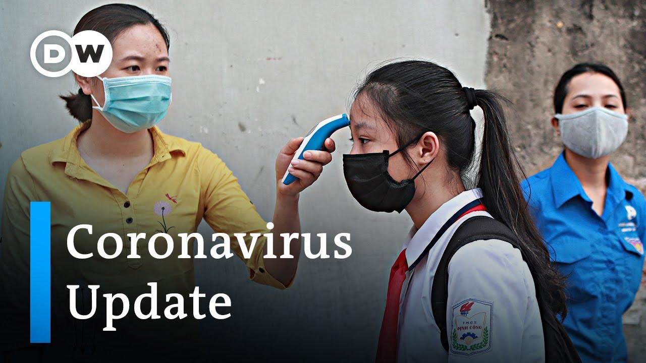 Coronavirus Update Nachrichten Zur Weltweiten Lage Youtube