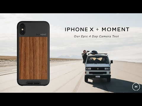 iPhone X -  Our Epic 4 Day Camera Test   Shot on iPhone + Moment