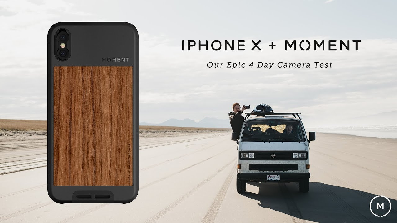 hot sale online 97ca1 fffc9 iPhone X - Our Epic 4 Day Camera Test | Shot on iPhone + Moment