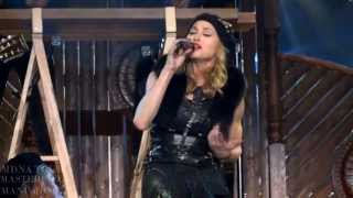 Download Madonna Masterpiece MDNA TOUR  HD MP3 song and Music Video