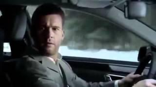 чёрный юмор в рекламе Mercedes Benz