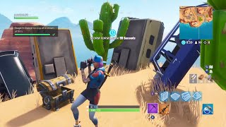 Fortnite - Dance on Top of a Crown of RV's Location Guide (Season 7 Challenge)