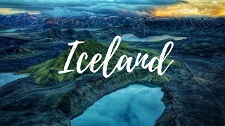 ICELAND Highlands & more in 4k