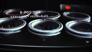 Vision® G2 Elite 8™ Dissolution Tester