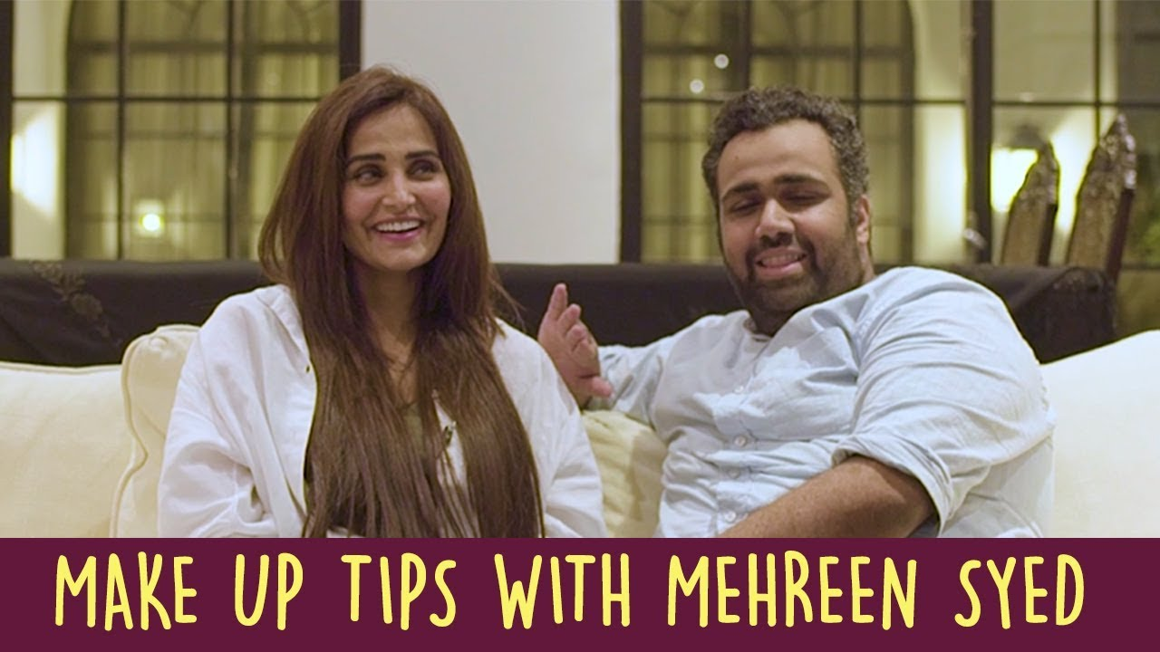 Make Up Tips With Mehreen Syed | ShowSha