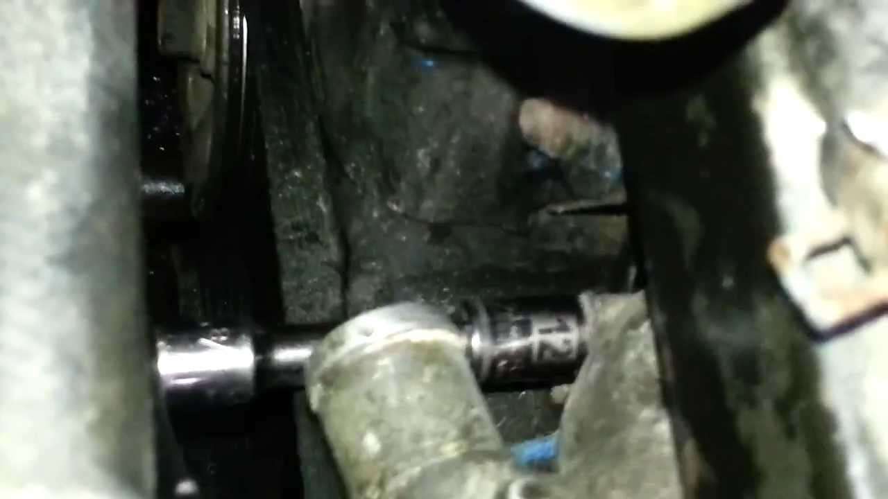 how to replace thermostat on 1999 nissan quest gxe thermostat [ 1280 x 720 Pixel ]