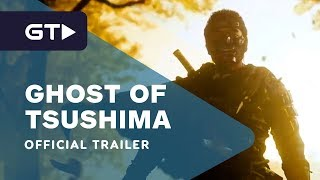 Ghost of Tsushima - Official Teaser Trailer