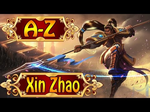 Xin Zhao, Der Seneschall von Demacia - League of Legends A-Z