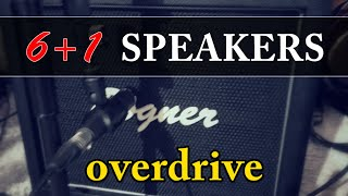 Celestion & Electro-Voice Speakers Shootout - Comparison (overdrive) by  funkpunk