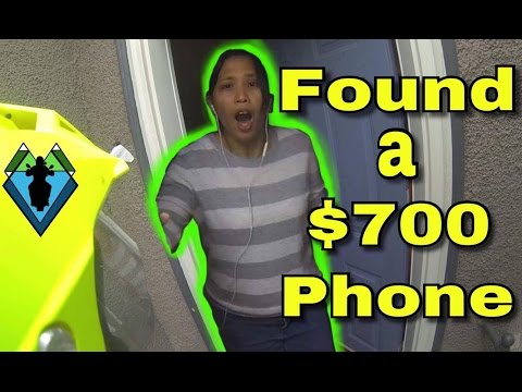 How Canadians Steal Phones - Canadian Good Guy Biker