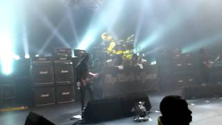 MOTORHEAD-LIVE-BOMBER+DAMAGE CASE+I KNOW HOW TO DIE-HAMMERSMITH APOLLO 12/11/2011