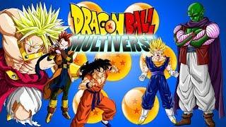 Tutti gli universi di Dragon Ball Multiverse