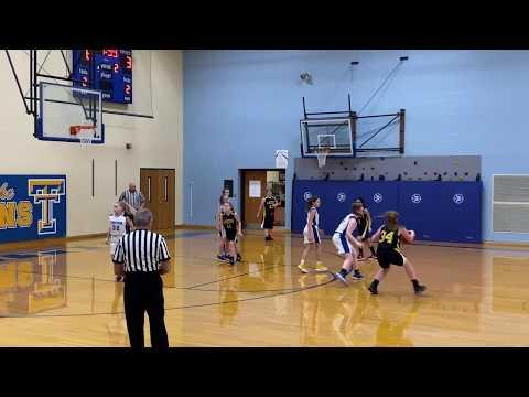 Argos At Triton - 6th Grade Girls Basketball A+B 🏀 2-6-2020 [4K@60]