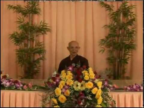 16 điềm chiêm bao  - HT Thích Giác Hạnh giảng (01/05 - phần 01/02)