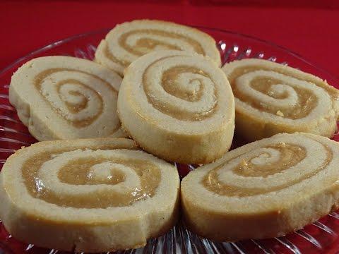 Caramel Swirl Cookies - with yoyomax12