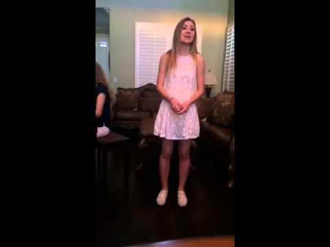 UCLA Vocal Audition