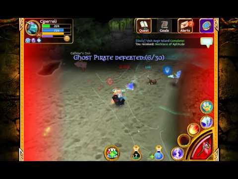 Arcane Legends W/ CJPerrel - NOT BE REALITY TV - Part 56
