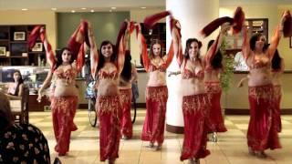 Malia & Belly Dancers in Paradise - Magic Carpet Ride