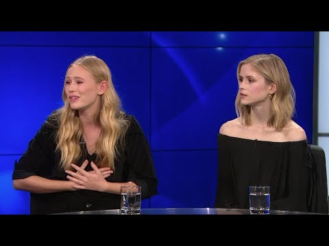 Danika Yarosh & Erin Moriarty on the True Story of