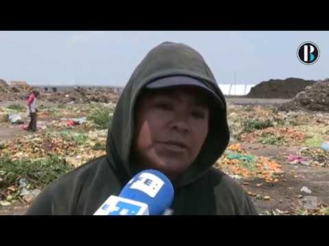 Abigail, una recolectora más de los vertederos de México