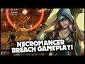 Necromancer gameplay breach mp3