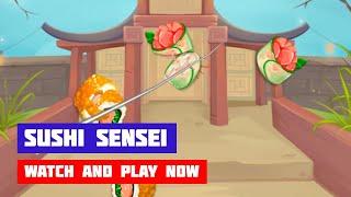 Sushi Sensei · Game · Gameplay