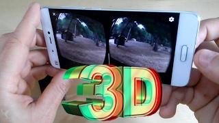 Como grabar vídeos en 3D con teléfonos Android