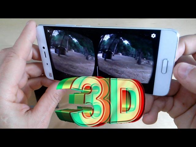 Como Grabar Vídeos En 3d Con Teléfonos Android Youtube