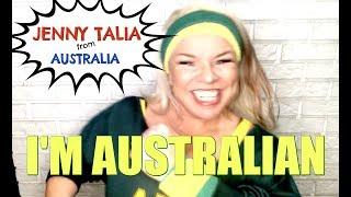 JENNY TALIA I'm Australian 🇦🇺