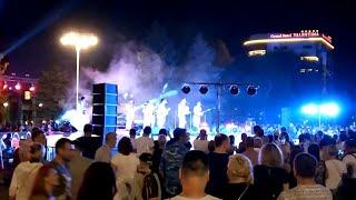#Анапа. Центр города. Открытие курортного сезона (часть 2).
