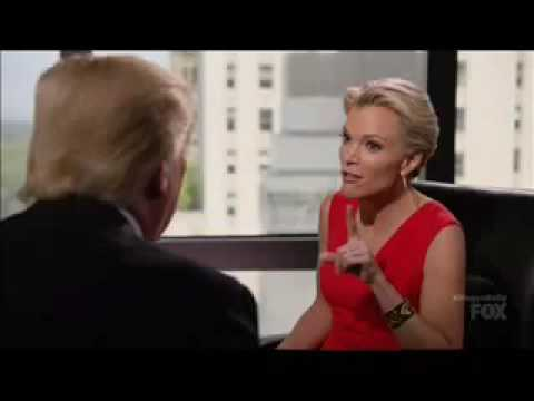 AUDIO FULL MEGYN KELLY INTERVIEW WITH DONALD TRUMP 5:17:2016